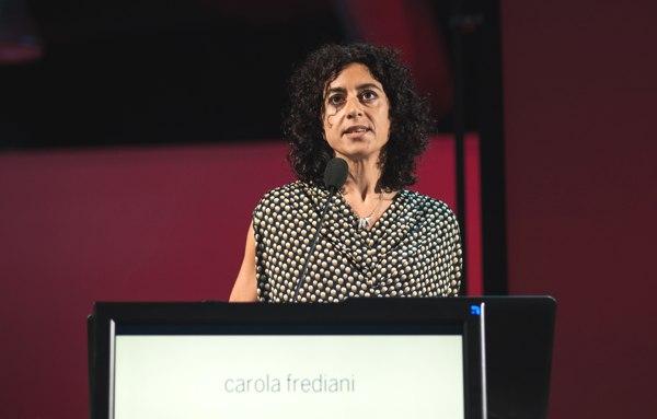 Carola Frediani