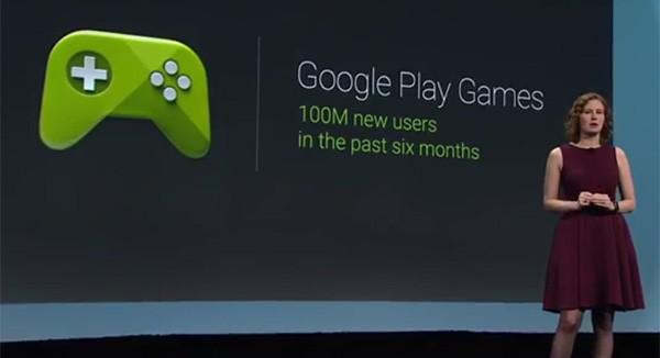 Google Play Games: 100 milioni di nuovi utenti negli ultimi sei mesi