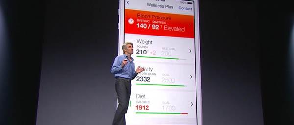 Health di iOS 8