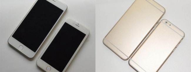 iPhone 6, confronto