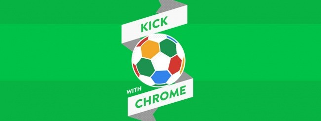 Kick With Chrome