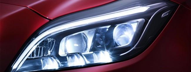 Mercedes-Benz, fari MULTIBEAM LED