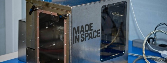 Made in Space, stampante 3D