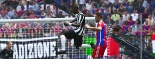 PES 2015: Juve e Bayern Monaco nel primo trailer