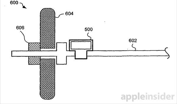 Sensore per pesi Apple