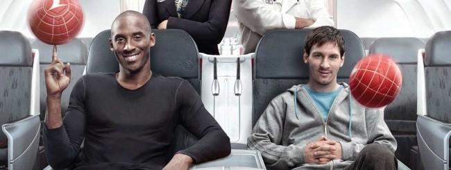 Turkish Airlines, Kobe vs. Messi