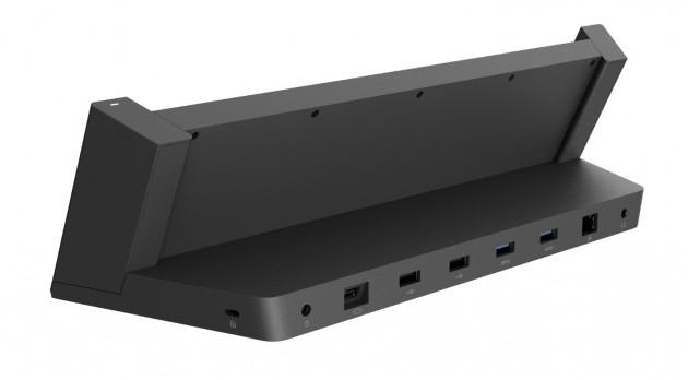 La docking station per il Surface Pro 3.