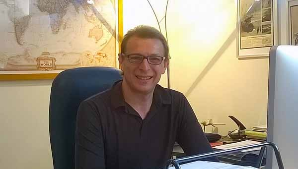 Marco Villa, vice presidente di IAG.