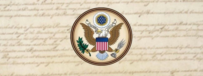 NSA logo costituzione