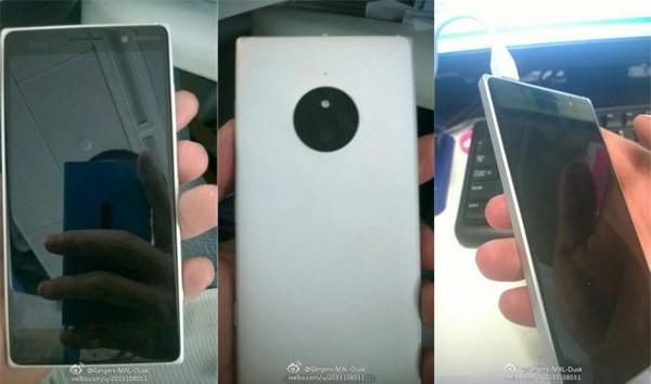 Nokia Lumia 830, le immagini leaked dalla Cina