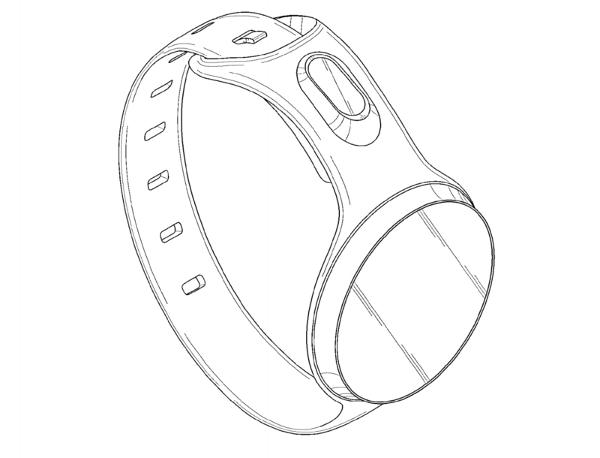 Un brevetto mostra un eventuale nuovo smartwatch Samsung
