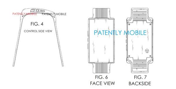 Un brevetto mostra un possibile nuovo smartwatch LG