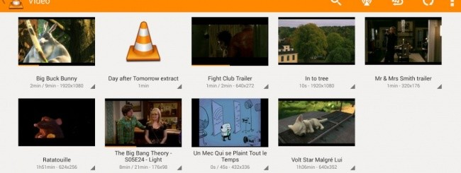 VLC per Android