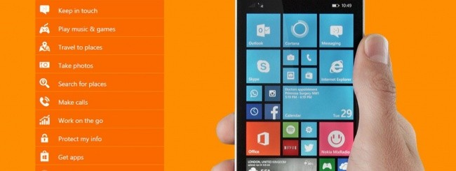 Windows Phone 8.1 Training Portal