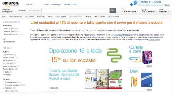 Amazon Operazione 15