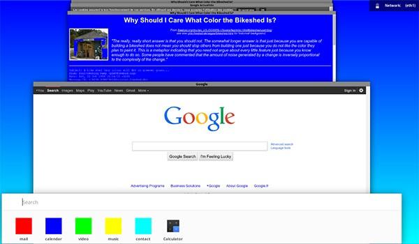 Prima immagine per Project Athena, il progetto che porterà una nuova interfaccia nel sistema operativo Chrome OS