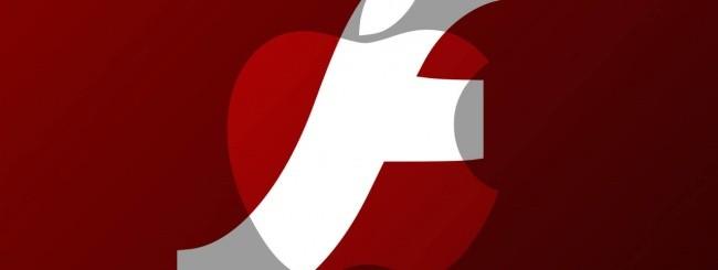 Flash e Apple