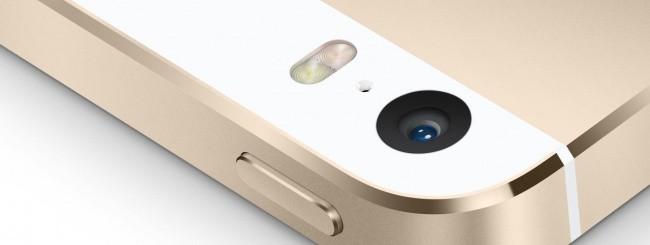 Fotocamera iPhone 5S