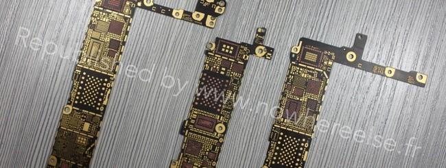 Circuiti di iPhone 6