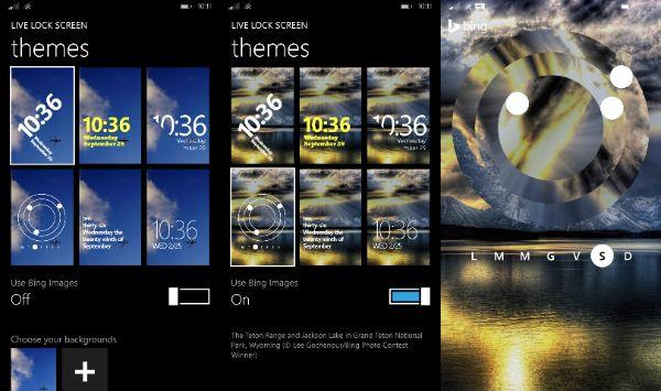 Sfondi Natalizi Lumia.Windows Phone 8 1 Arrivano I Lock Screen Animati Webnews