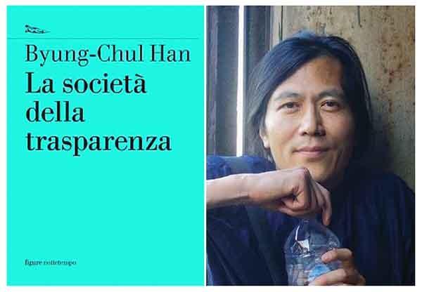 La società della trasparenza segue altri titoli di grande successo di Byung-Chul Han.