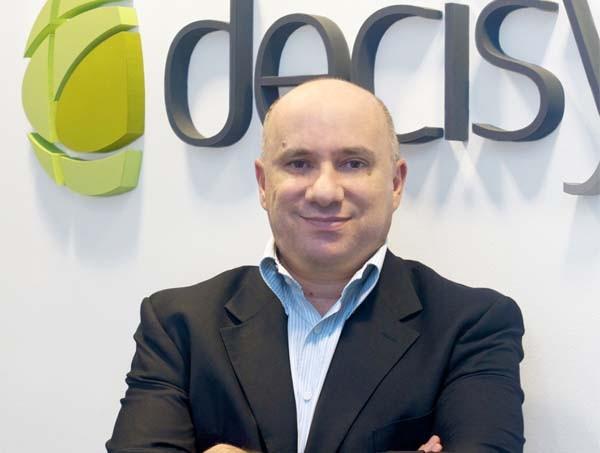 Franco Petrucci, founder e CTO di Decisyon.