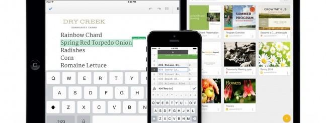 Google Slides per iOS