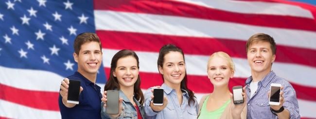 Smartphone USA