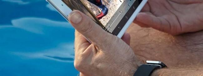 Sony tablet e smartwatch