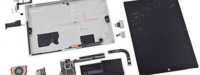 Surface Pro 3 Teardown