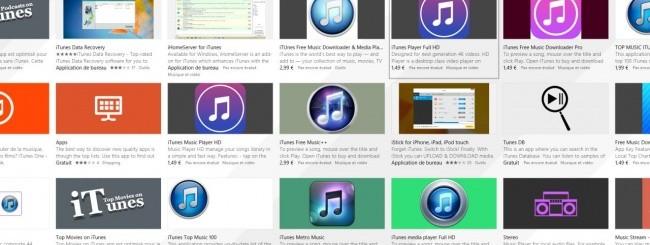 Windows Store fake app