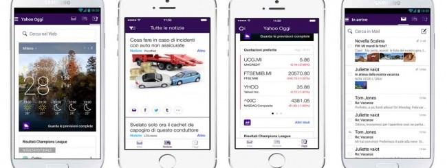 Yahoo Mail ios android