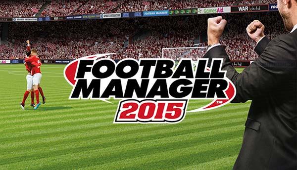 L'unico artwork al momento rilasciato per Football Manager 2015