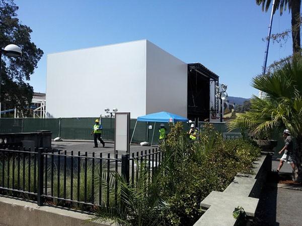 Edificio Apple per iPhone 6