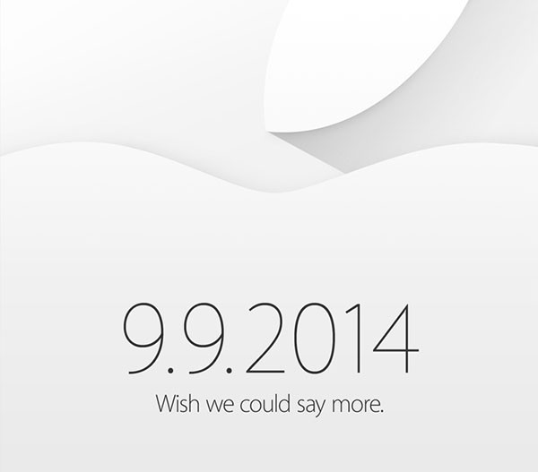 Invito Apple per iPhone 6