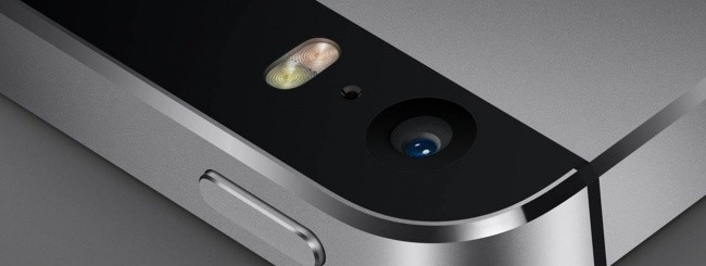 iPhone 5S, flash