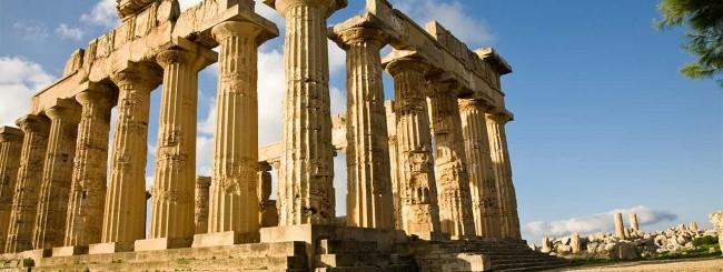 Selinunte, tempio di Hera