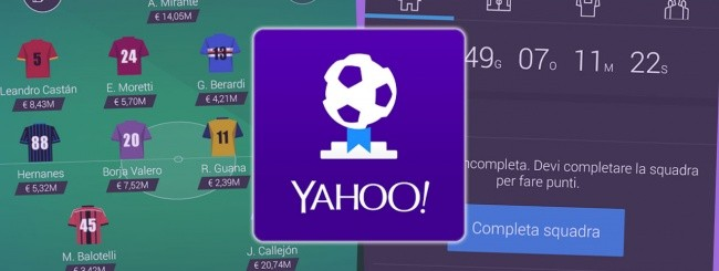 Yahoo! Fantasy Calcio