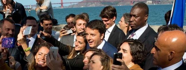Matteo Renzi Silicon Valley