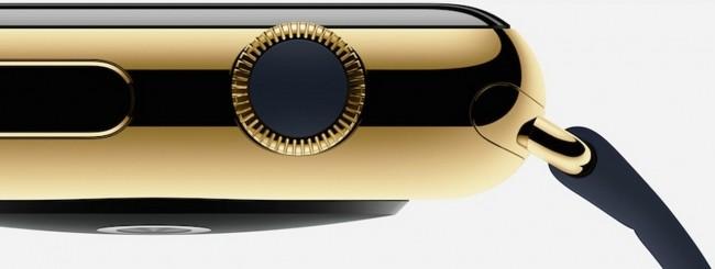 Apple Watch in oro 18 carati