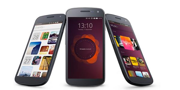 Gli smartphone Ubuntu