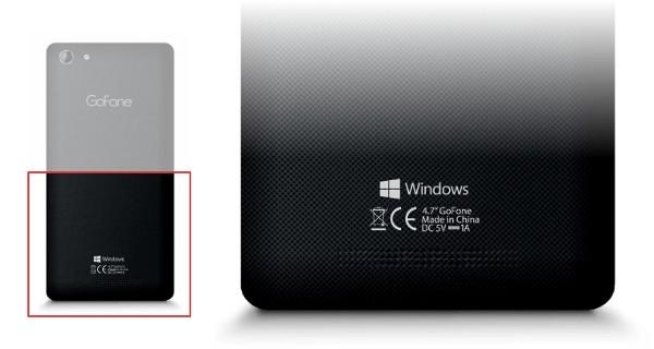 GoFone, uno dei prossimi dispositivi a marchio Windows