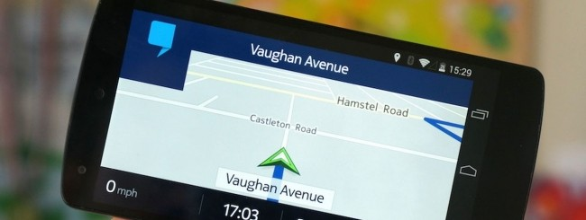 HERE Maps per Android