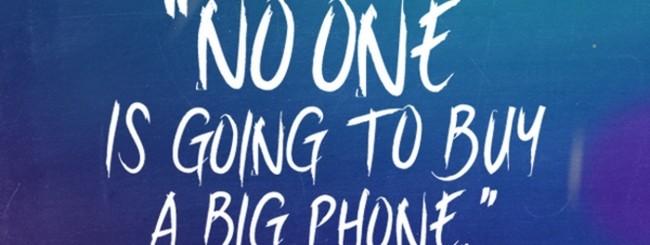 Advertising Samsung contro iPhone 6