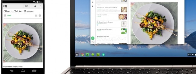 Android, Chrome OS