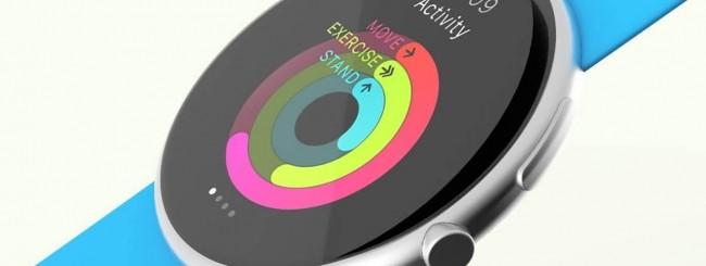 Apple Watch circolare