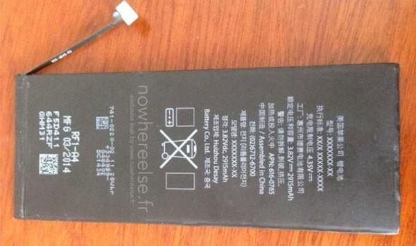Batteria iPhone 6 da 5,5 pollici