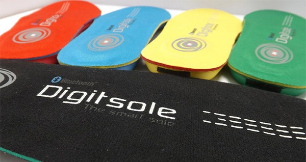 Digitsole è disponibile in diverse colorazioni