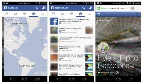 faceboook trip slideshow
