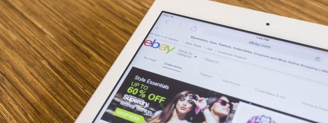 iPad Air e eBay